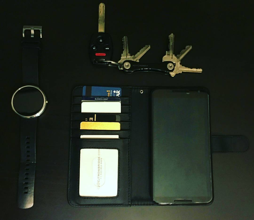 Updated #edc for the last couple months