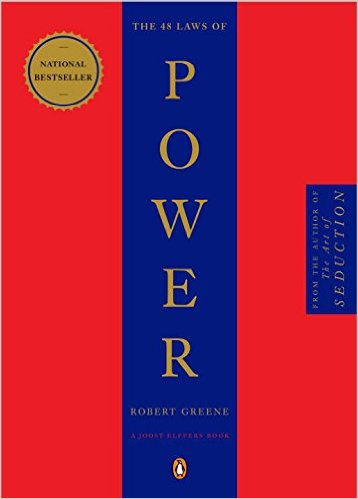❤️ Robert Greene – The 48 Laws of Power