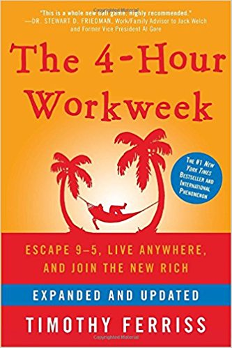Tim Ferris - The Four Hour Work Week