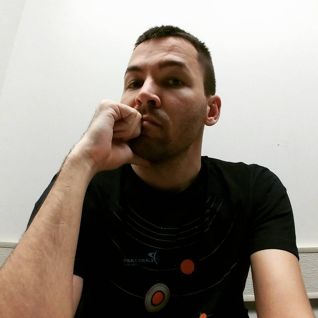 Sporting my new @planetarysociety shirt in logic class ☺️ consider donating! cjtrowbridge.com for more info.