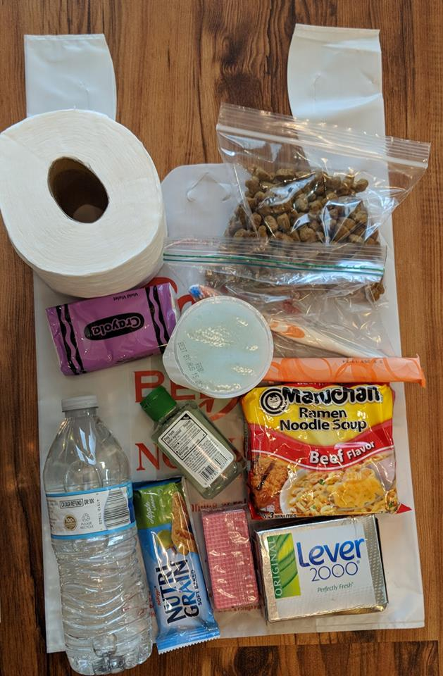 Care Packages For People Who Are Homeless