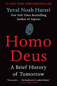 Homo Deus by Yuval Harari