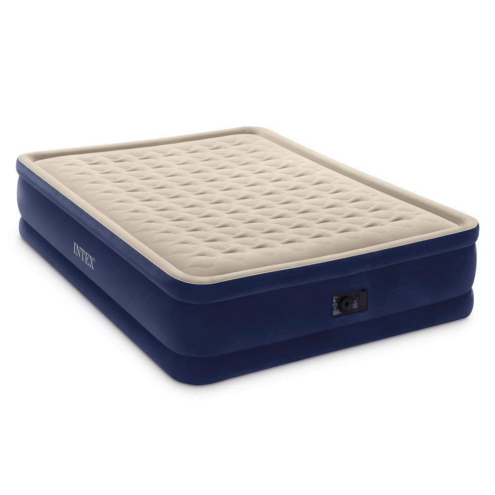 Intex Self-Inflating Queen-Size Mattress