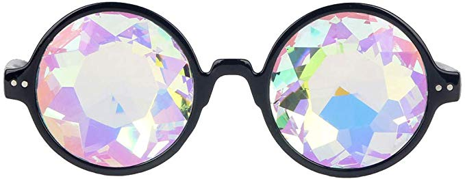 Another pair of psychedelic glasses