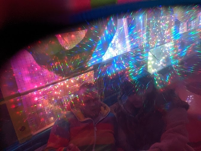 Psychedelic Glasses From Decomp ($10)