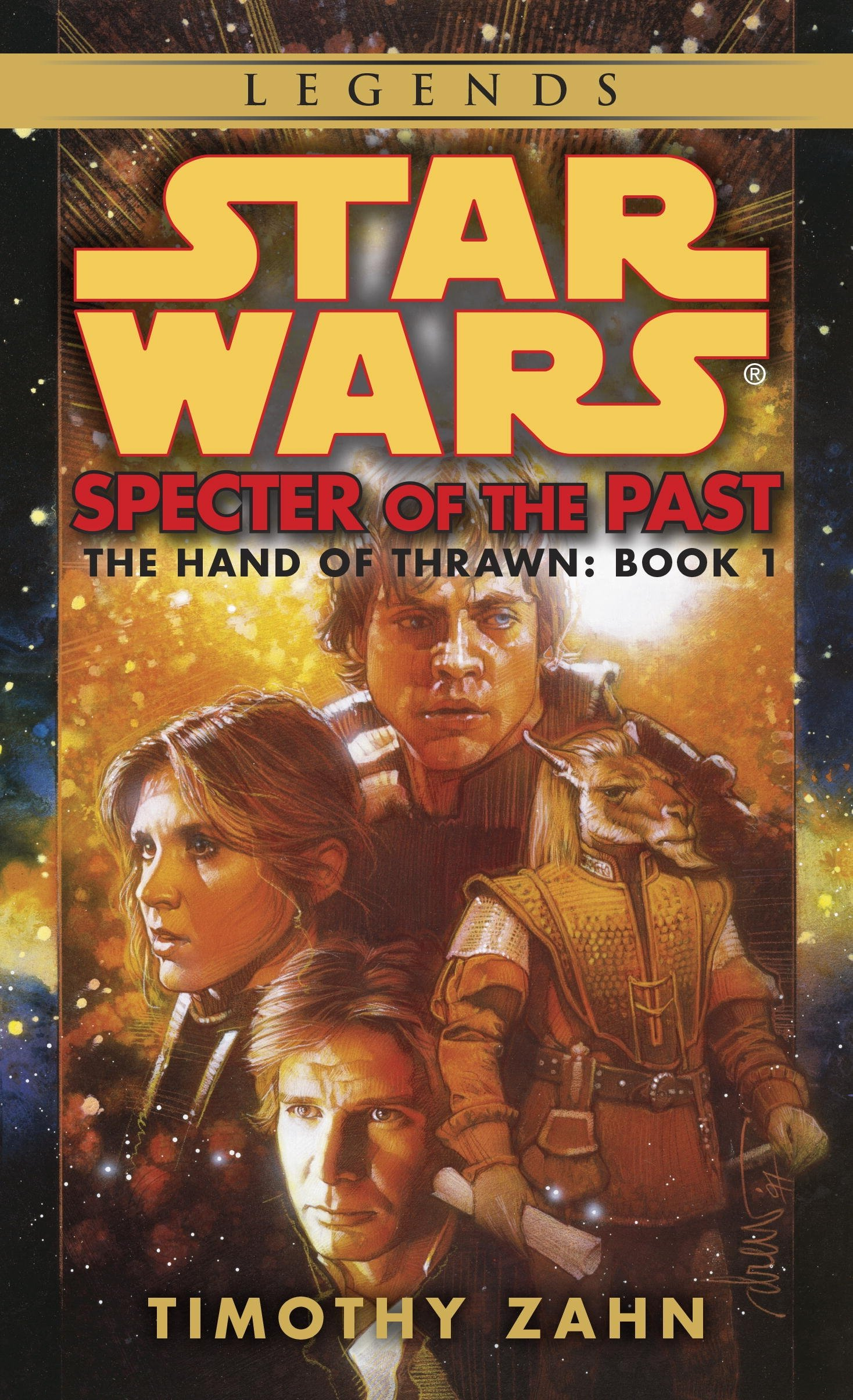 Specter of the Past by Timothy Zahn