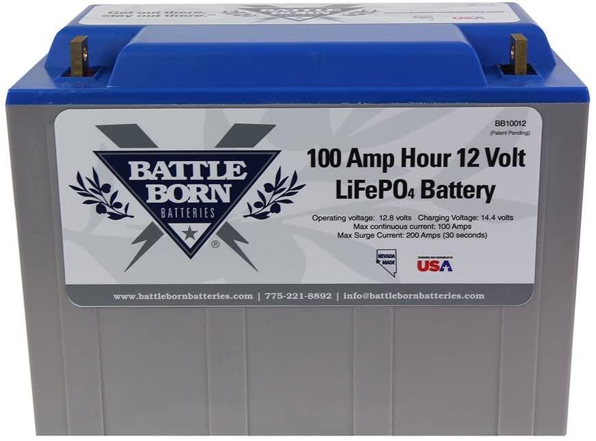 Battle Born Battery