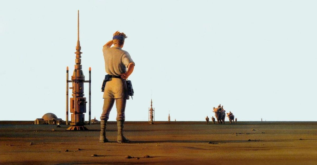 Now that the Earth is turning into Tatooine, how practical is moisture farming?